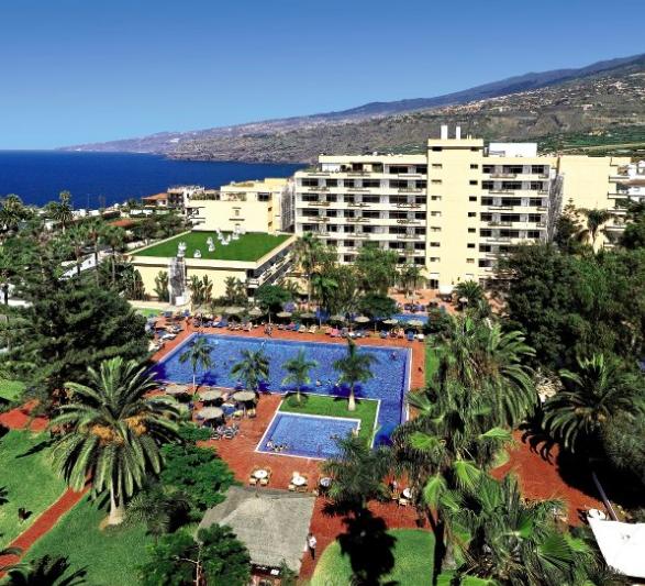 Kanaren Last Minute: 7 Tage Teneriffa im 4* Hotel + All Inclusive & Flug ab 299€