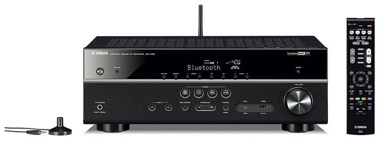 5.1 AV-Receiver Yamaha RX-V481 in schwarz für 229€ inkl. Versand (statt 309€)