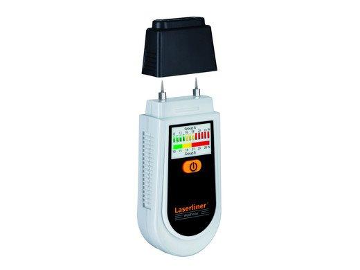 "Laserliner ""WoodTester Classic"" Materialfeuchtemessgerät für 10,90€ (statt 24€)"