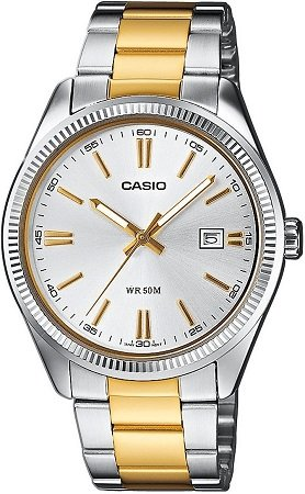 Casio Collection Quarzuhr MTP-1302PSG-7AVEF für 42,42 inkl. (statt 53€)