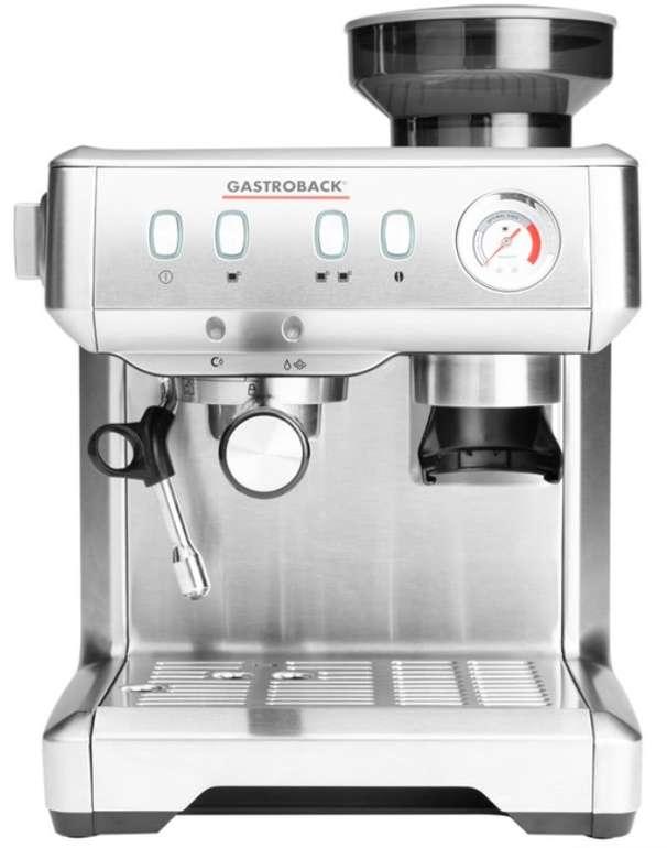 Tasty XMAS bei Gastroback mit tollen Deals - z.B. Design Espresso Advanced Barista Maschine für 399€