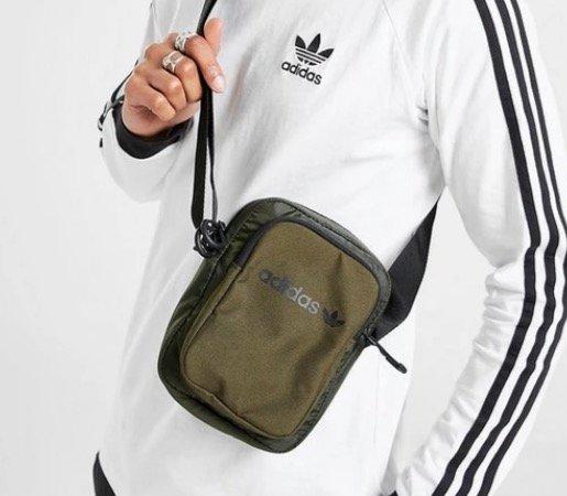 Adidas Originals ZX Umhängetasche für 12,99€ inkl. Versand (statt 19€)
