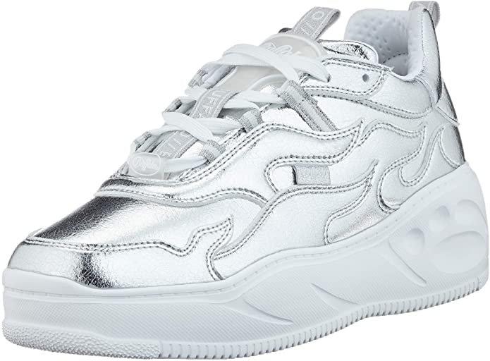 Buffalo Flat XTR Damen Schuhe in Silber für 49,99€ inkl. Versand (statt 90€)