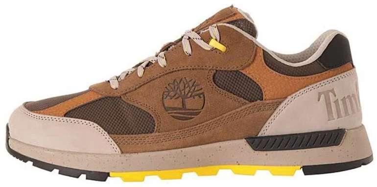 Timberland Field Trekker Low Fabric/Lthr Herren Wildleder-Sneaker für 71,37€ (statt 87€)