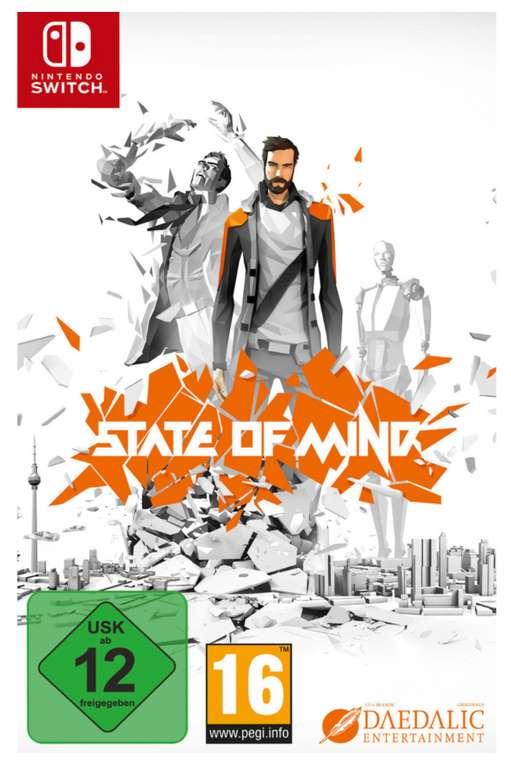 State of Mind für die Nintendo Switch für 11,98€ inkl. Versand (statt 19€)