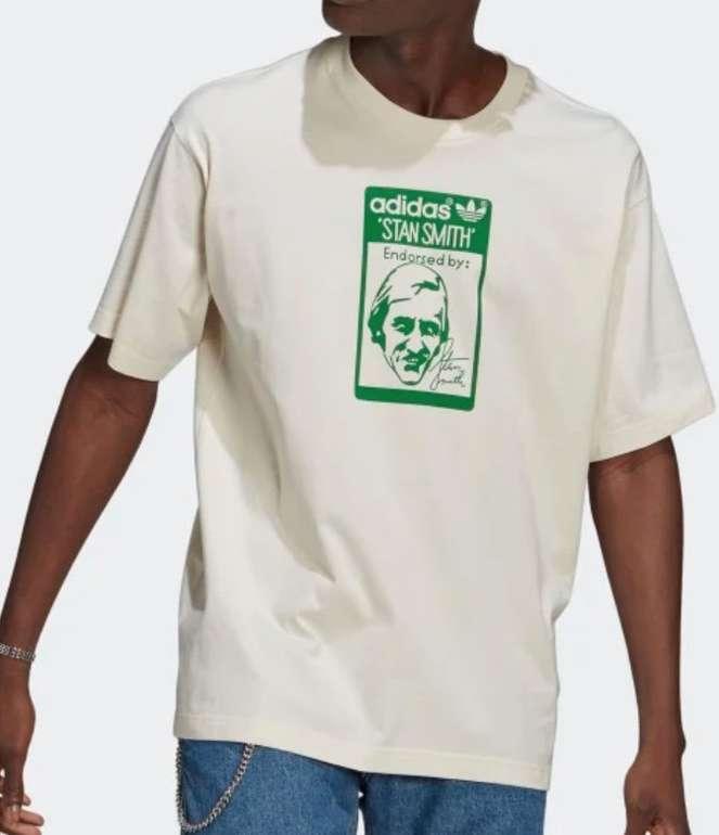 adidas Stan Smith Unisex T-Shirt für 23,99€ inkl. Versand (statt 30€)