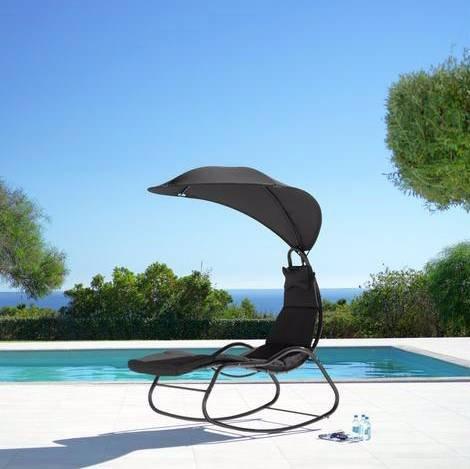 Relaxsessel Cori mit Auflage, Kissen & Dach für 56€ inkl. Versand (statt 90€)