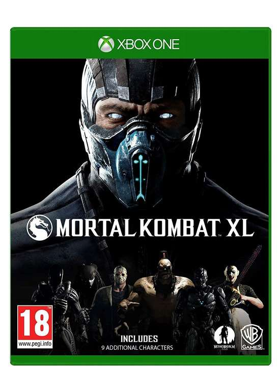 Mortal Kombat XL (Xbox One) für 14,42€ inkl. Versand (statt 23€)