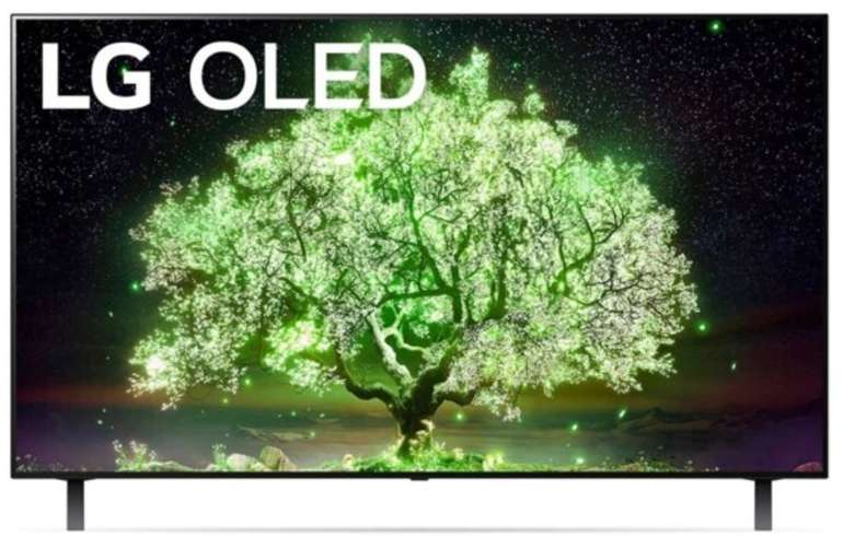 "LG OLED65A13LA A1 - 65"" UHD OLED Smart-TV (60Hz, Dolby Vision, 3x HDMI 2.0, eARC, webOS) für 1099€ (statt 1299€)"