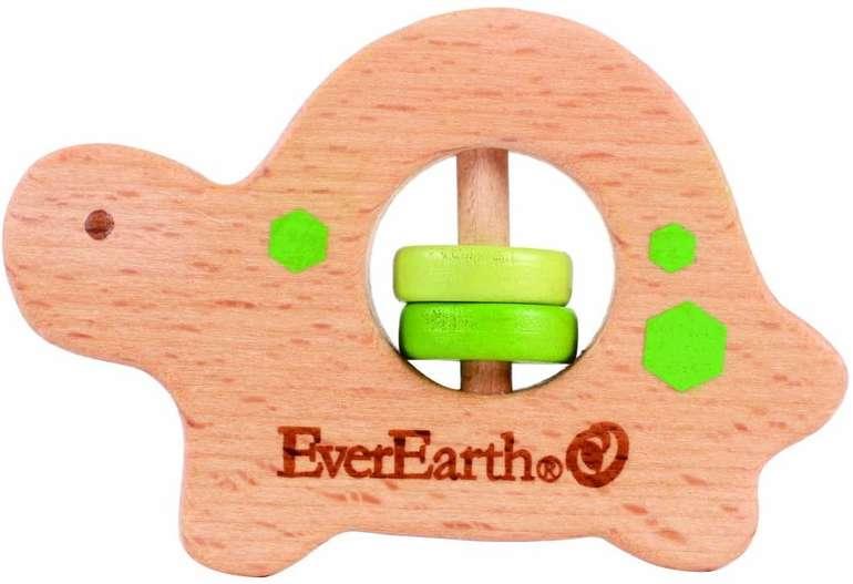 EverEarth Greifring Schildkröte + EverEarth Spielfigur Tiger für 8,28€ inkl. Versand (statt 27€)