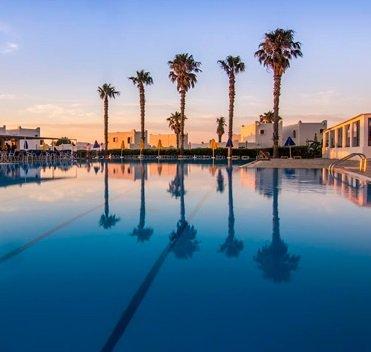 8 Tage Kos im 4*-Hotel inkl. Halbpension, Transfer & mehr ab 299€ p.P.