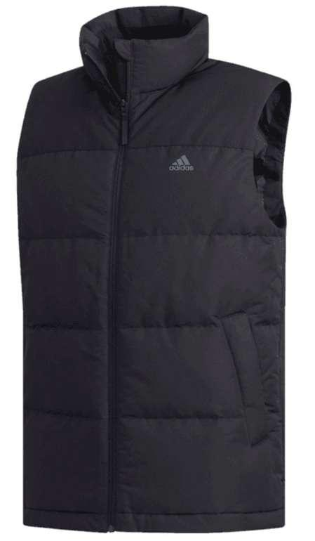 adidas Daunenweste Down in schwarz für 59,95€ inkl. Versand (statt 93€)