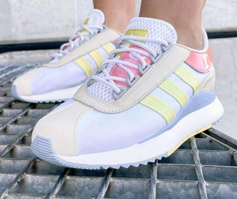 SportSpar: Adidas Mega Sale - z.B. Adidas Originals SL Andridge Damen Sneaker für 41,41€ (statt 60€)