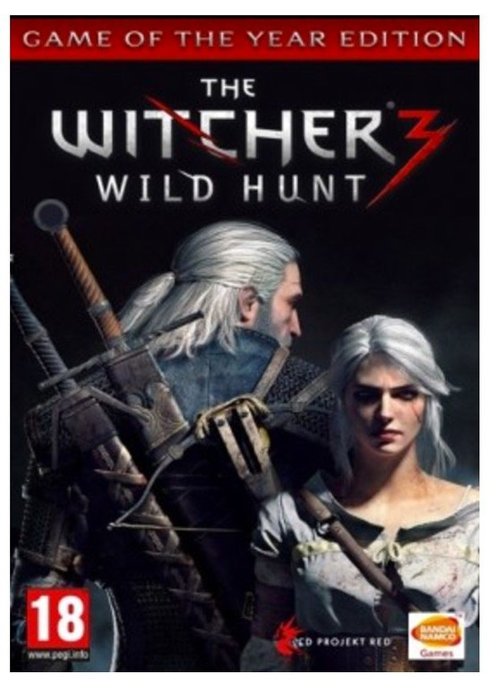 The Witcher 3: Wild Hunt - GOTY Edition (PC) für 11,79€