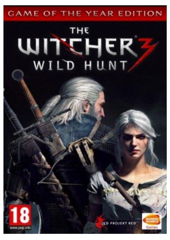 The Witcher 3: Wild Hunt - GOTY Edition (PC) für 15,92€ (statt 20€)