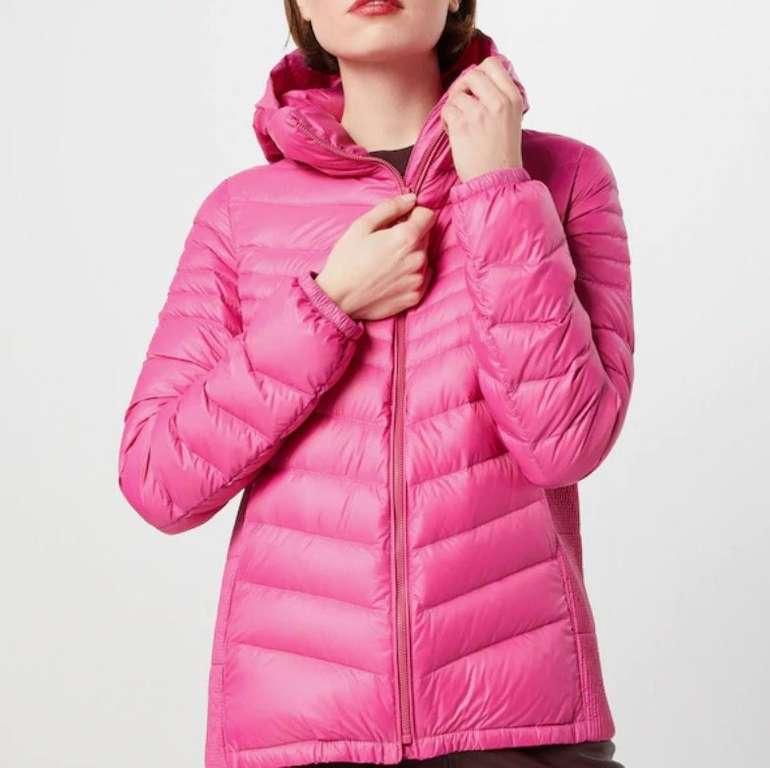Hugo Boss Damen Mantel 'Ofavour' in pink für 115,56€ inkl. Versand (statt 146€)
