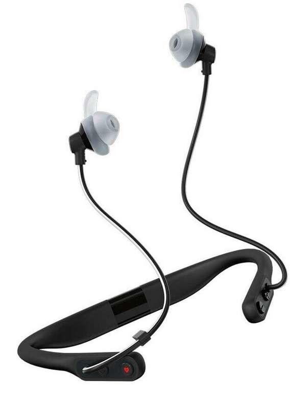 JBL Reflect Fit - In-Ear Kopfhörer mit Herzfrequenzmessung (10 Stunden Laufzeit, Schweißfest) je 45,99€