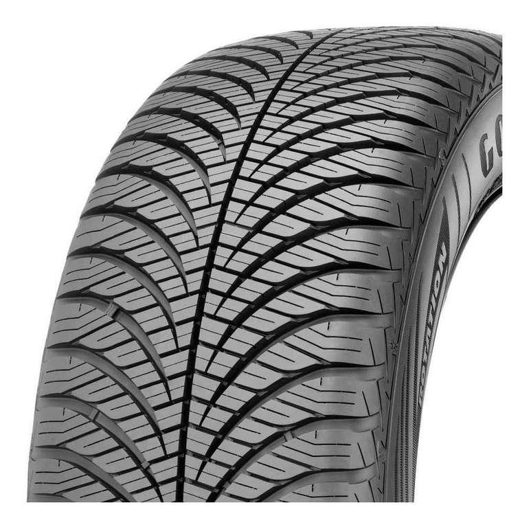 eBay: 10% Rabatt auf Auto-Zubehör - z.B. Goodyear 205/55 R16 94V XL M+S Allwetterreifen für 53,99€