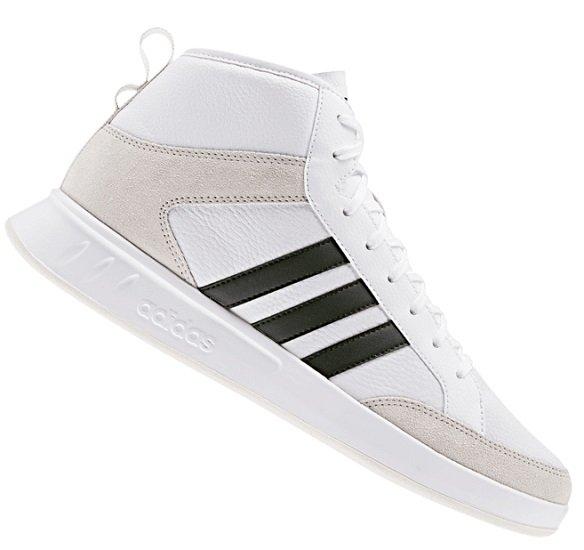 adidas Court 80s Mid Sneaker für 47,97€ inkl. VSK (statt 64€)