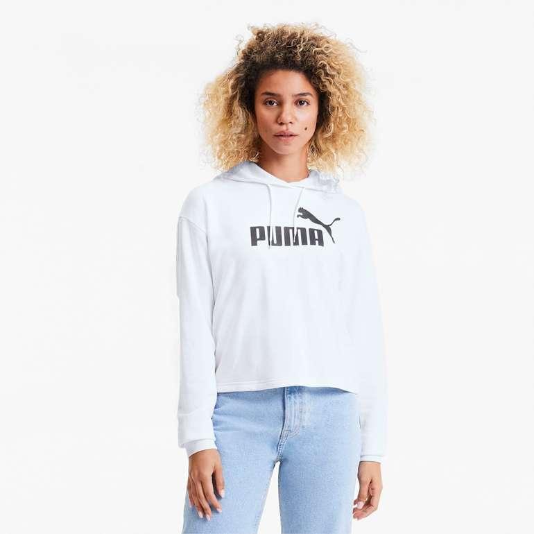 Puma Essentials+ Damen Cropped Hoodie für 20,43€ inkl. Versand (statt 32€)