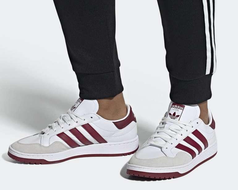 Adidas Originals Team Court Sneaker für 50,37€ inkl. Versand (statt 58€)