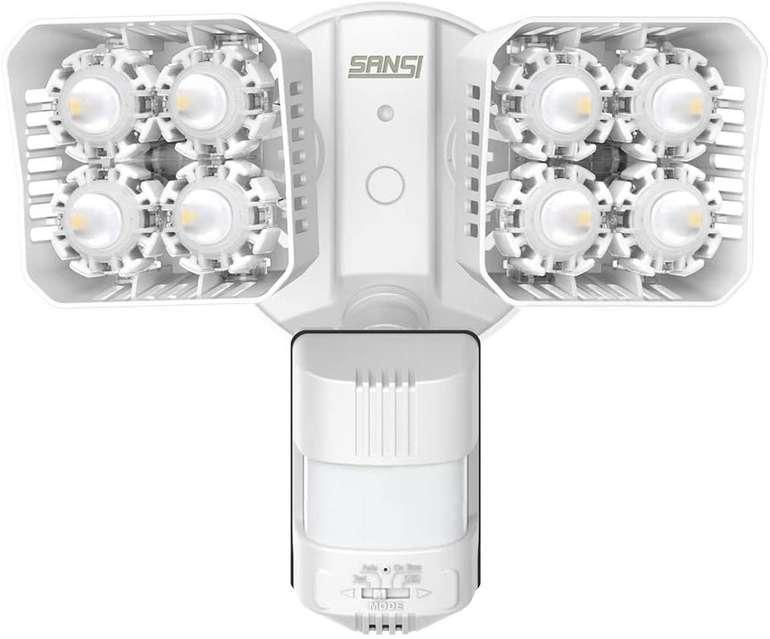 Sansi LED Außenstrahler mit Bewegungsmelder in 2 Farben für je 34,99€ inkl. Versand (statt 50€)