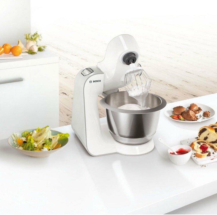 Bosch MUM58235 EasyArmLift Küchenmaschine mit 1000 Watt für 159,90€ inkl. Versand