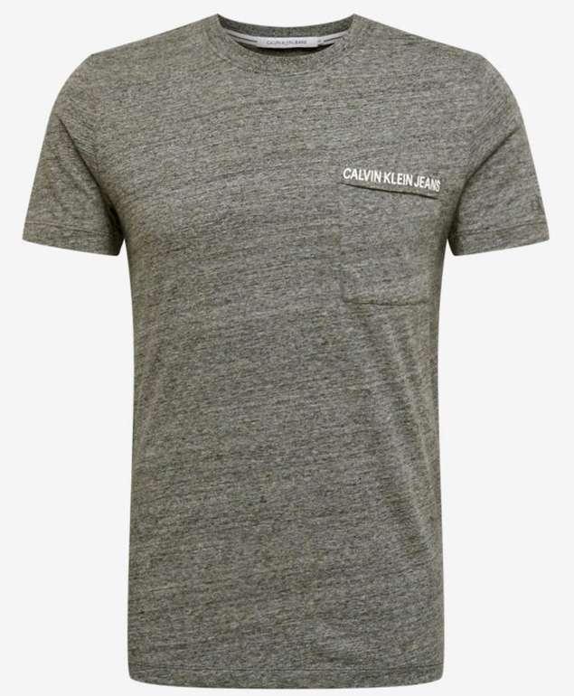 About You Sale bis zu 70% Rabatt + 15% Extra und versandkostenfrei - z.B. Calvin Klein Jeans T-Shirt für 17,76€