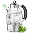 Ascot Retro Glas-Wasserkocher (1,6 Liter, 2200 Watt) für 35,99€ inkl. Versand