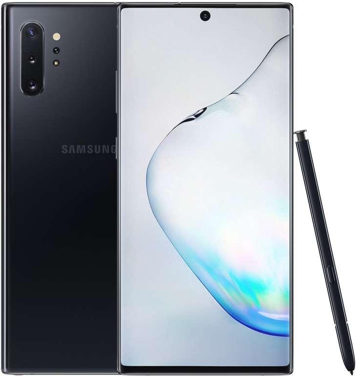 Samsung Galaxy Note 10 Plus inkl. Telekom Allnet-Flat mit 8GB LTE für 41,99€ mtl.