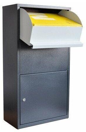 """Haussmann Paketbox """"600200"""" (440 x 220 x 820mm) für 98,95€ inkl. Versand (statt 120€)"""