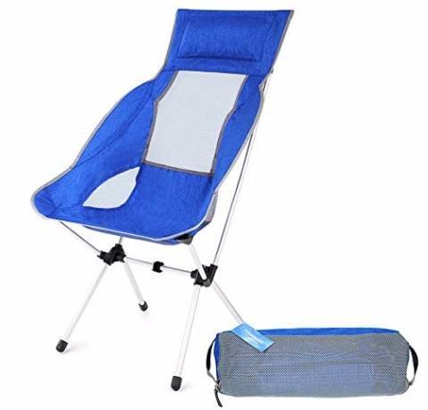 Tomshoo Campingstühle (klappbar) mit Tragetasche für 22€ (statt 39€)