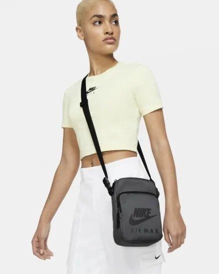 Nike Air Max 2.0 Tasche für Kleine Gegenstände in Grau für 11,23€ inkl. Versand (statt 15€) - Nike Member!