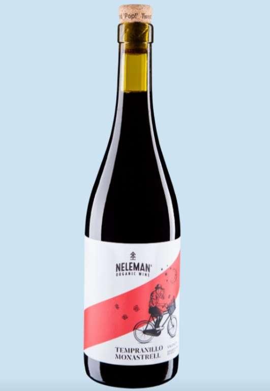 6er-Paket Bio-Wein: Neleman Tempranillo Monastrell Organic (Rotwein) für 29,99€ inkl. Versand