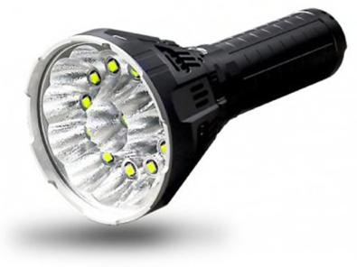 Imalent MS12 CREE XHP70 LED Taschenlampe mit 53.000 Lumen (?) für 356€