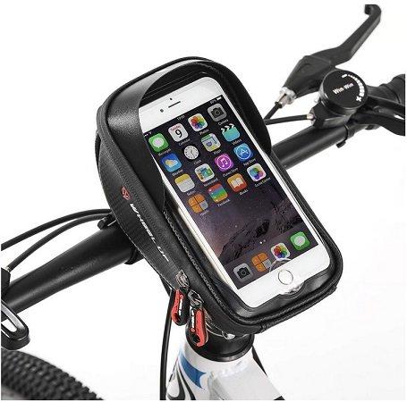 Hikenture Fahrrad Handytasche für den Lenker oder Stange ab 9,09€