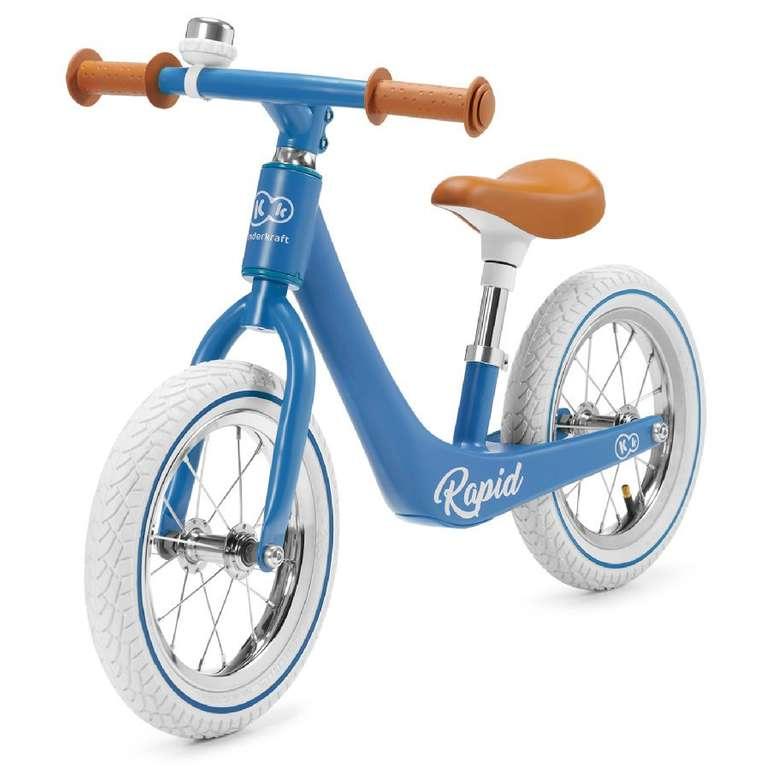 Kinderkraft Balance Laufrad Rapid in 3 Farben für je 55,19€ inkl. Versand (statt 63€) + 10-fach babypoints