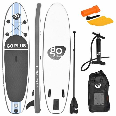 Goplus Stand Up Paddle Board Set (305 cm) für 209,99€ inkl. Versand (statt 241€)