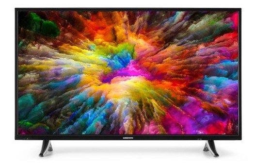 """Medion X14310 – 43"""" 4K Ultra-HD Fernseher mit Triple-Tuner für 249€ (statt 400€)"""