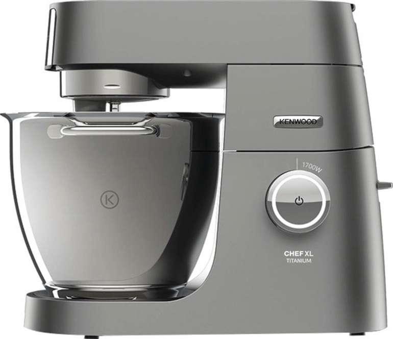 Kenwood KVL8320S Chef XL Titanium Küchenmaschine für 449€ inkl. Versand (statt 515€)