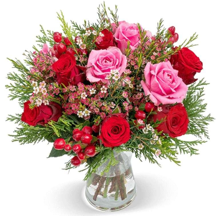 BlumeIdeal: 20% Rabatt auf ausgewählte Blumensträuße - z.B. Winterzauber Strauß für 25,98€ (statt 36€)