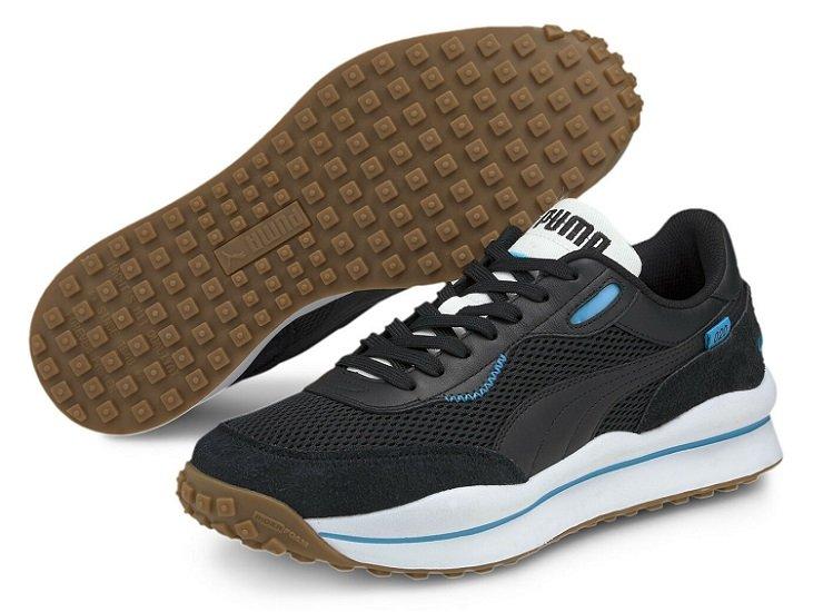 Puma Style Rider Warm Texture Sneaker 2