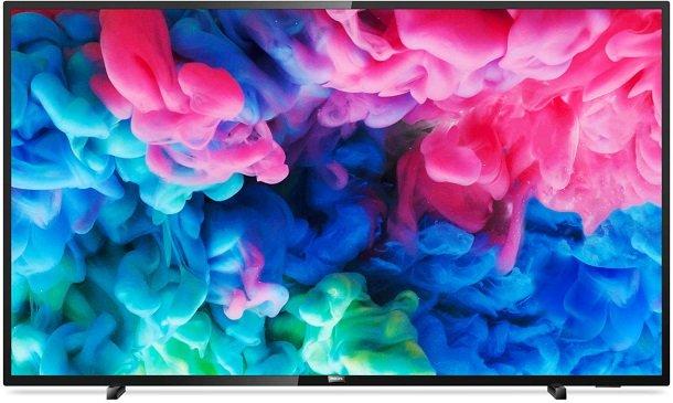 """Philips 50PUS6503/12 - 50"""" 4K UHD TV mit Triple Tuner für 351,56€ inkl. Versand (statt 405€)"""
