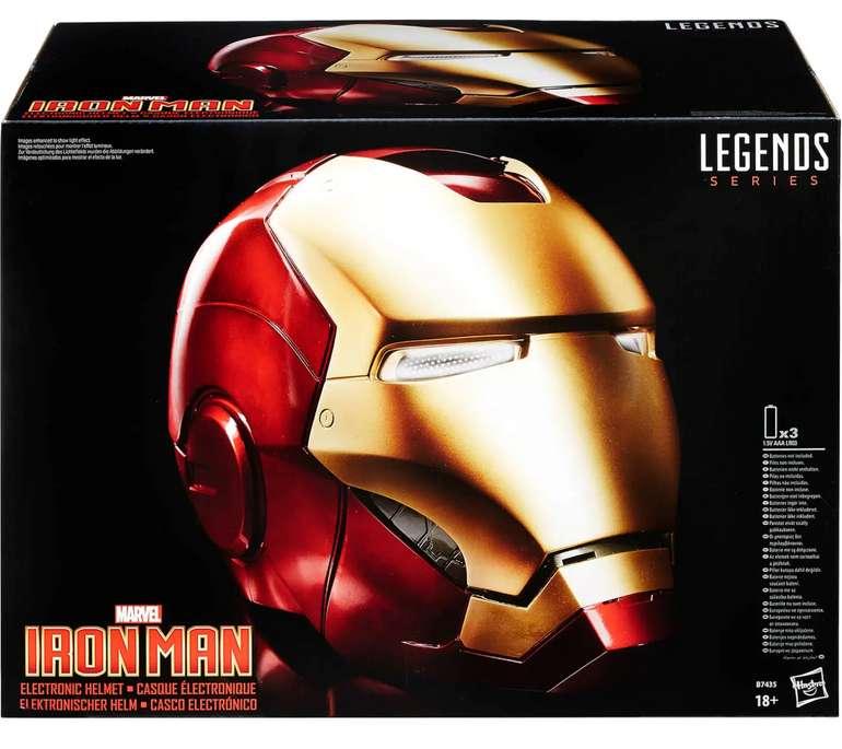 Zavvi: -10% Rabatt auf Hasbro Marvel Produkte - z.B Iron Man Elektrohelm für 101,98€ (statt 127€)