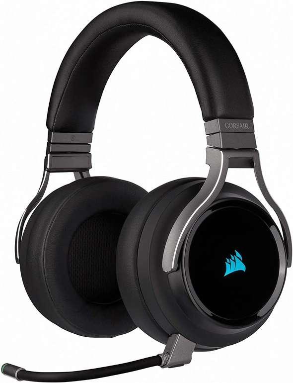 Corsair Virtuoso RGB Wireless  Gaming Headset für 124,99€ inkl. Versand (statt 167€)