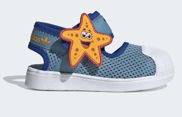 Adidas Superstar 360 Primeblue Kids Unisex Sandale für 23,80€ inkl. Versand (statt 40€) - Creators Club!