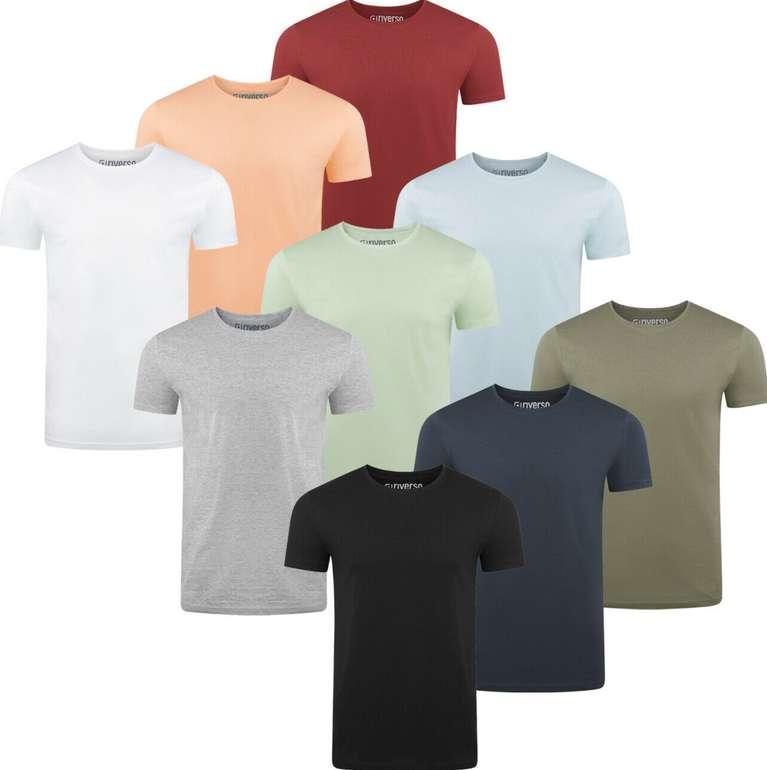 riverso Herren T-Shirt RIVAaron (4er Pack) aus Bio Baumwolle für 34,95€inkl. Versand (statt 40€)