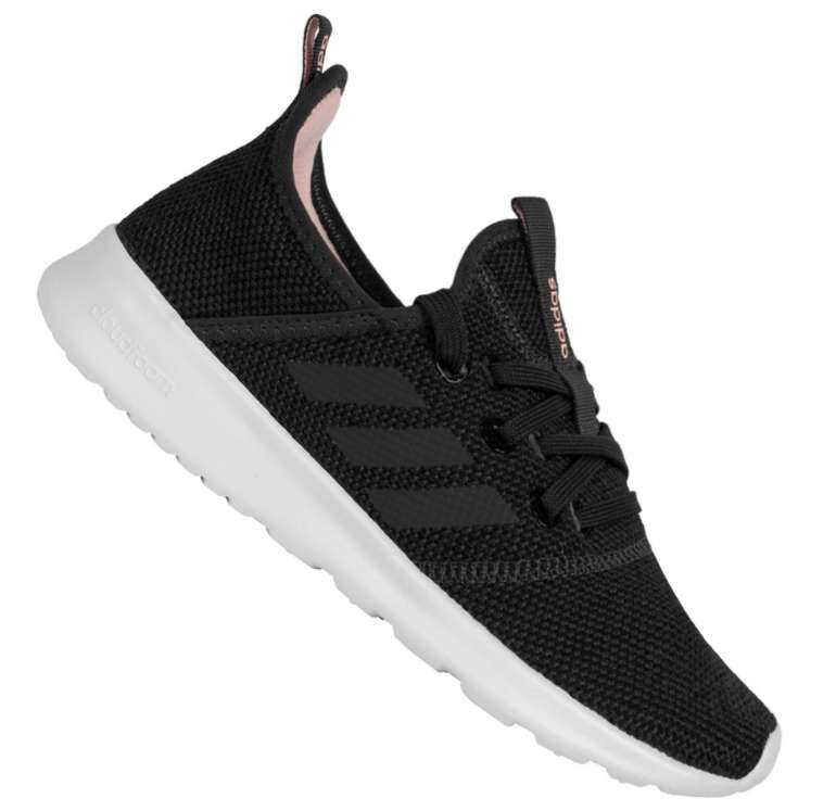adidas cloudfoam Pure Damen Laufschuhe in schwarz für 33,94€inkl. Versand (statt 40€)