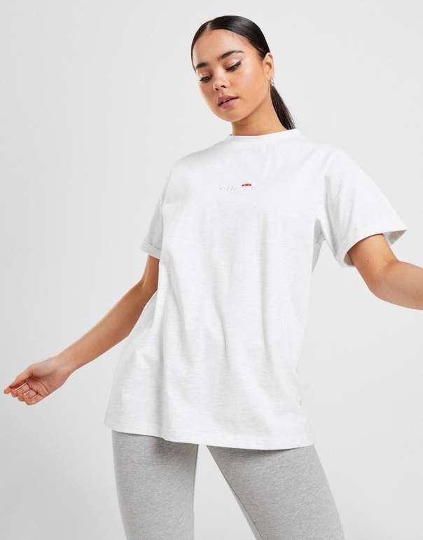 Ellesse Core Logo Boyfriend Damen T-Shirt für 12€ inkl. Versand (statt 22€)
