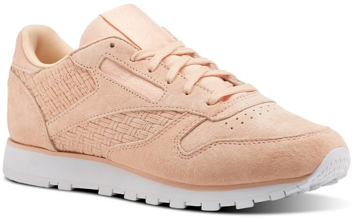 "Reebok Classic Leather Woven ""Desert Dust""-Colourway für 36,48€ (statt 65€)"